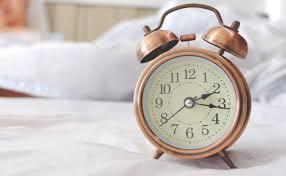 Respeite o tempo de dormir do seu organismo
